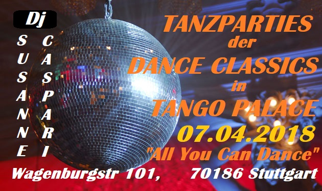 tanz parties