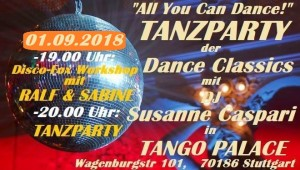tanzparty susanne sep